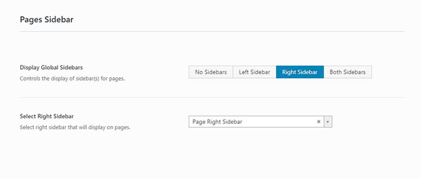 Right Sidebar button Screenshot.
