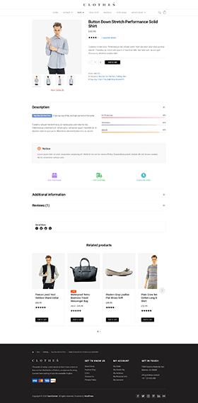 Shop - Clothes